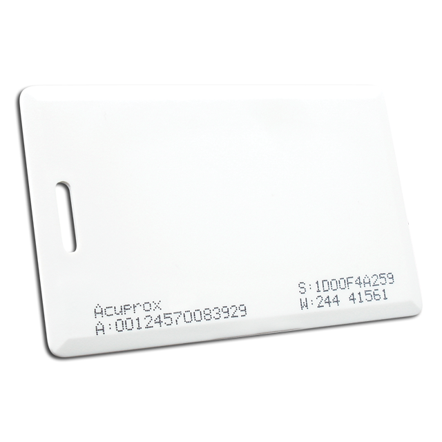 AcuProx Card