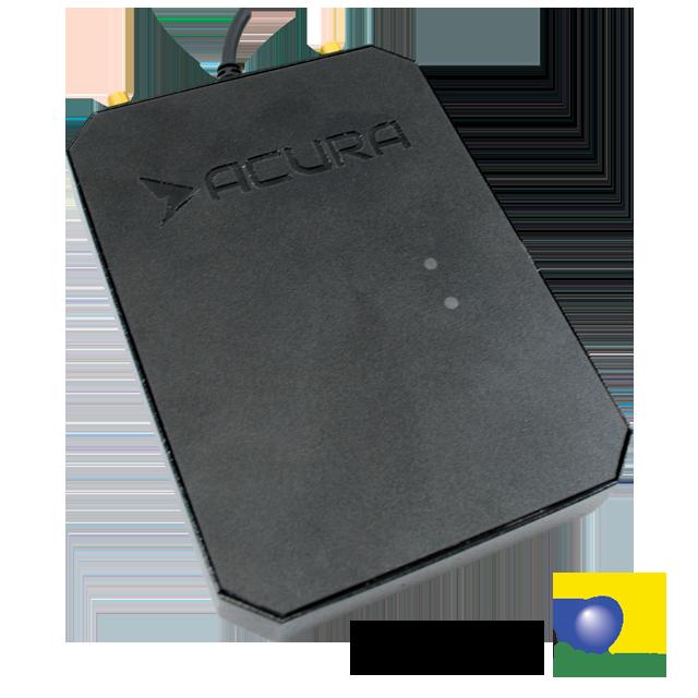 Leitor UHF AcuPad 50M Mini